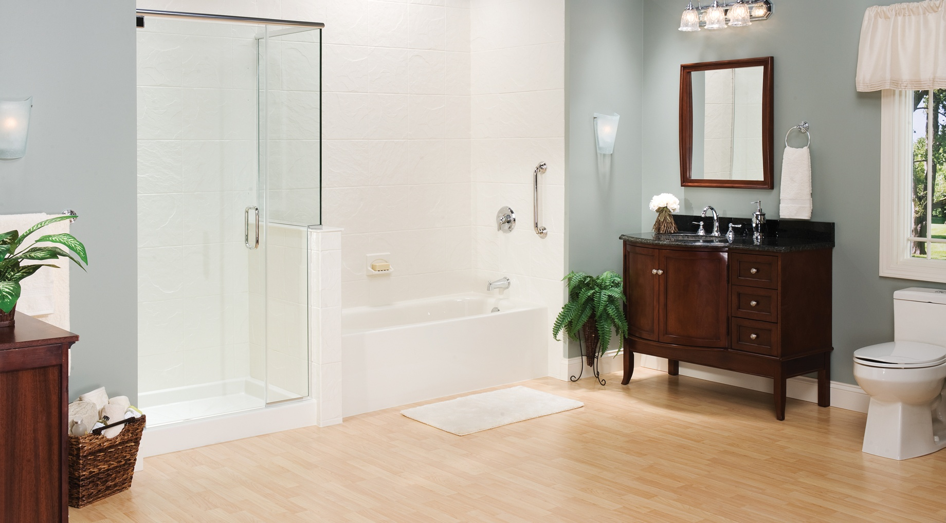 Bathroom Portfolio | Encore Bath and Shower